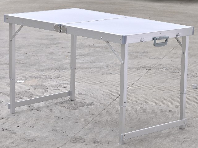 China outdoor aluminum stable composite folding table in - Table composite aluminium ...