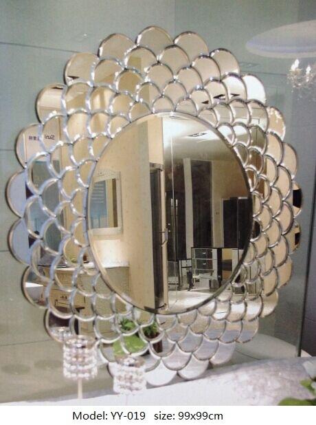 Bathroom Mirror Hand-Made Hotel Decorative Mirror