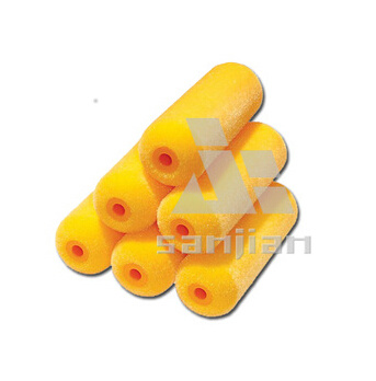 "Hot Selling 4"" Pattern Paint Roller Brush Sj81351"