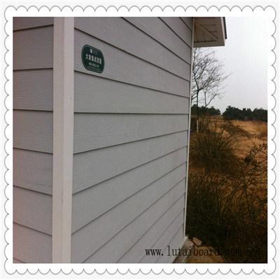 China Exterior Wood Grain Board For Villa Usage Photos