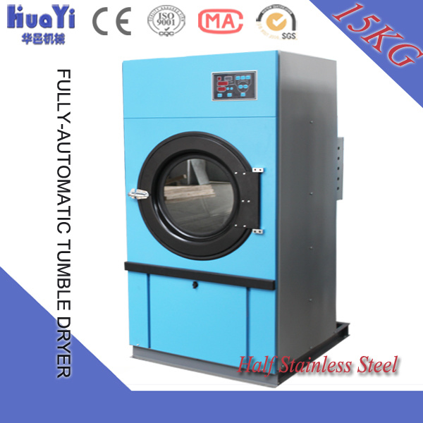 Steam Heated Laundry Dryer Machine