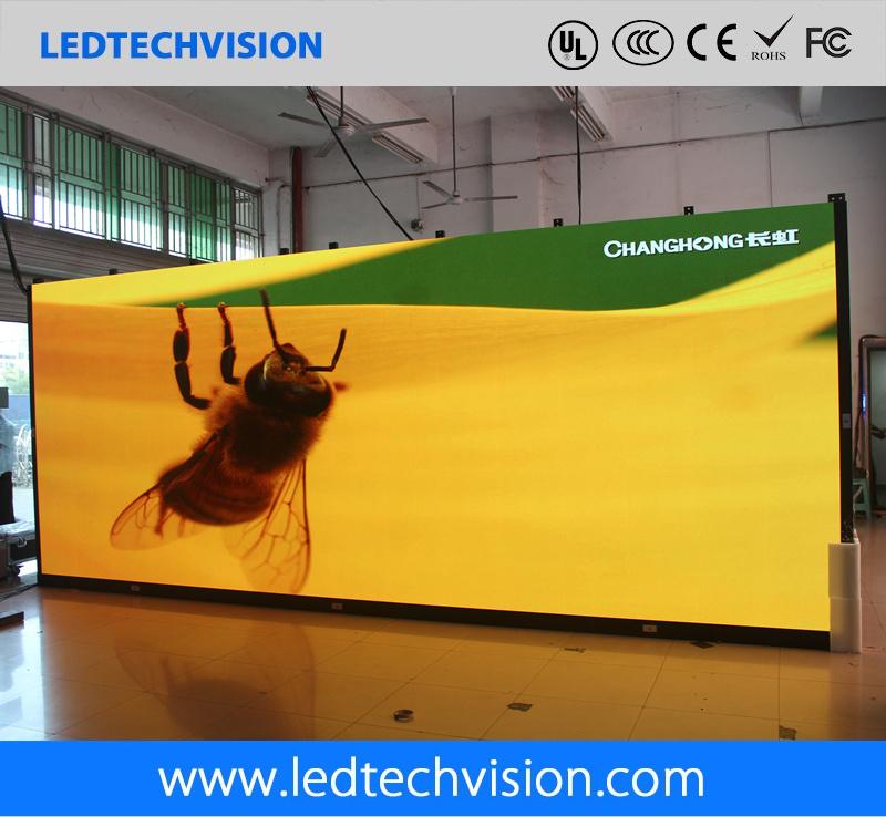 4k HD LED TV Wall Indoor Screen (P1.5mm, P1.6mm, P1.9mm, P2.0mm)