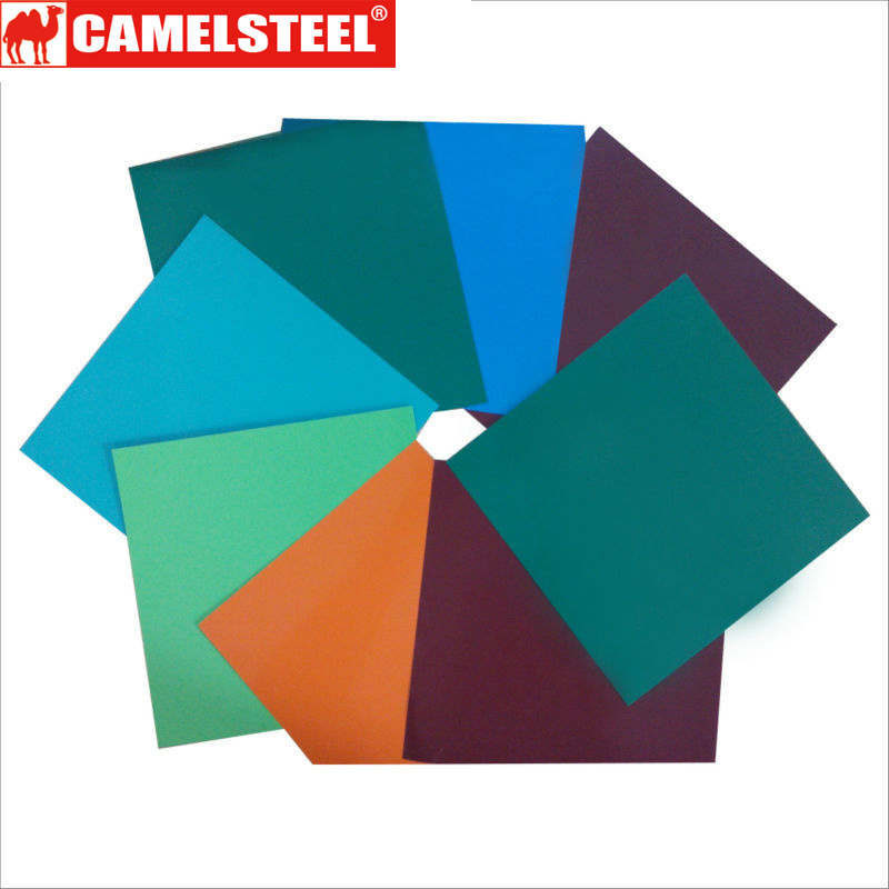 Color Coated Steel Sheet From Camelsteel
