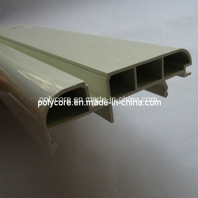 Plastic Extrusion for Refrigeration Display Showcase Assembly