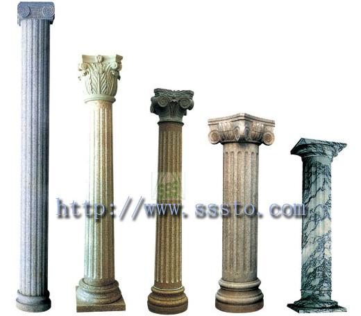 Top Sell Granite Pillar and Baluster