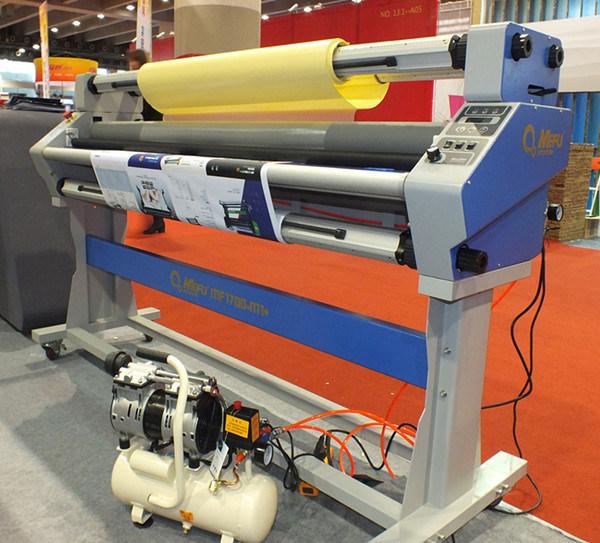 MEFU MF1700-M1 PRO Hot Selling Cold Roll to Roll Laminator
