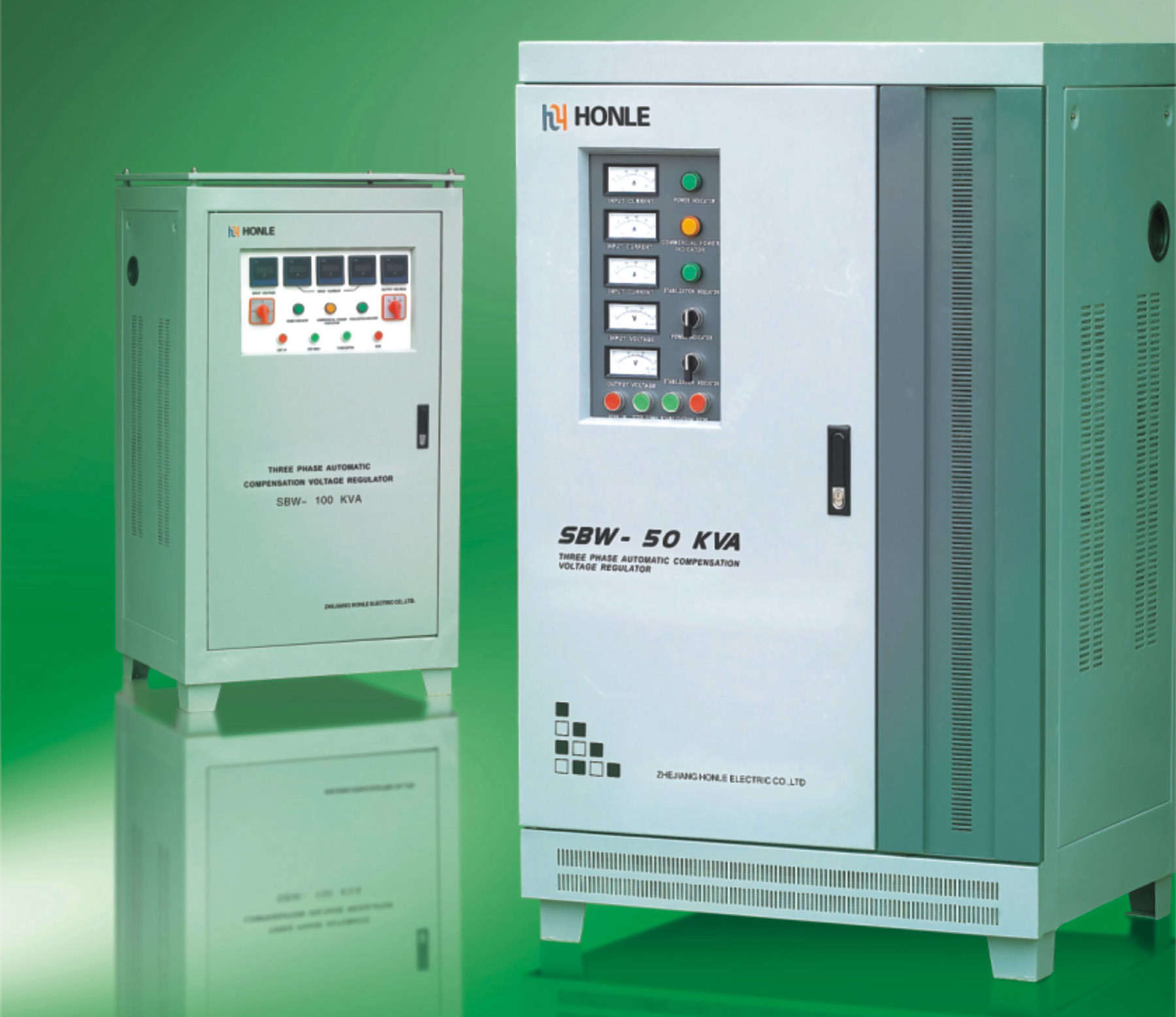 Dbw/SBW Series Full Automatic Compensated Voltage Stabilizers (SBW)