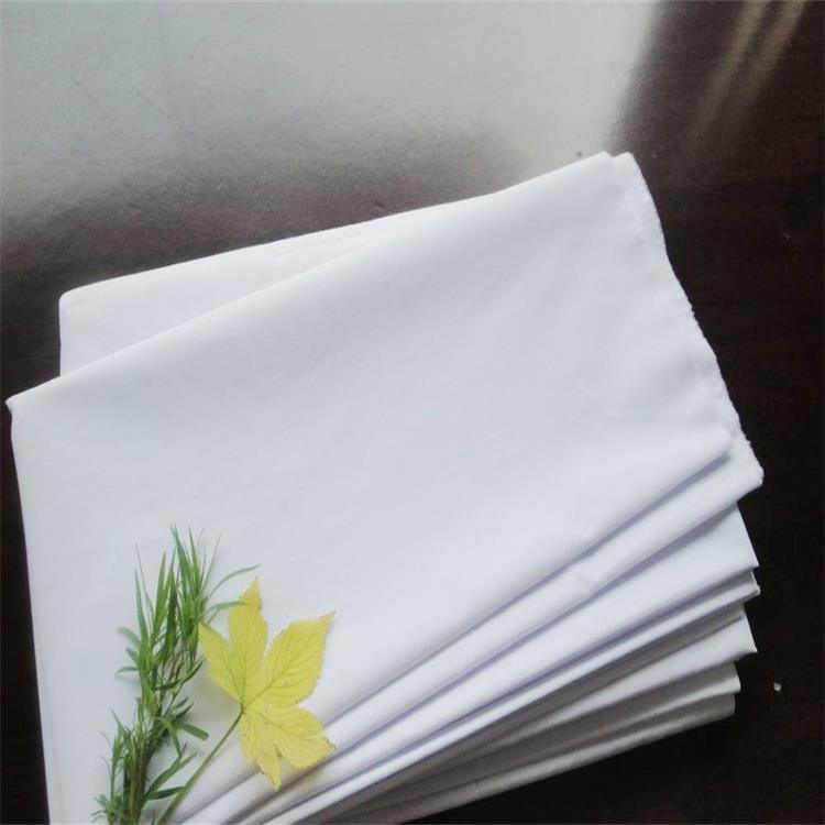Polyester Cotton T/C White Fabric for Clothing