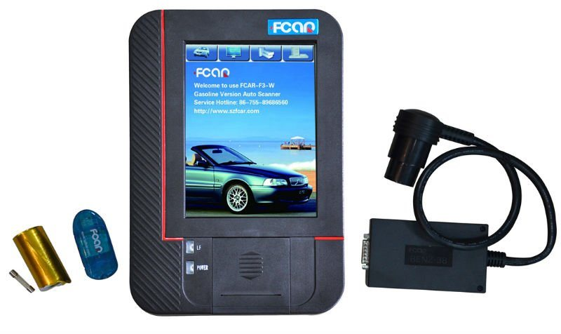 China Car Computer Diagnostic Tools Fcar F3 W Car Fault