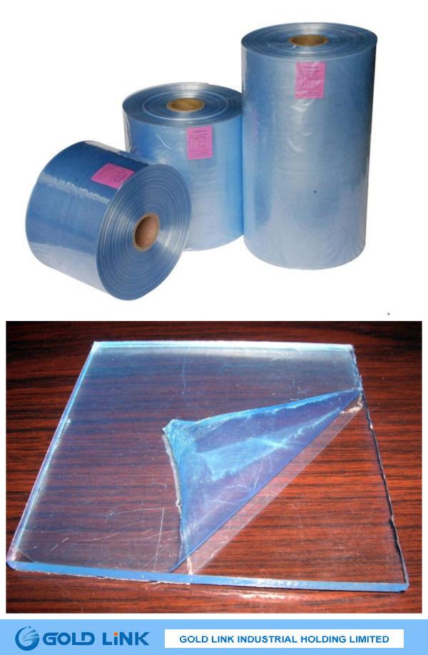 Self Adhesive Transparent Pet Film (PT6302-T)