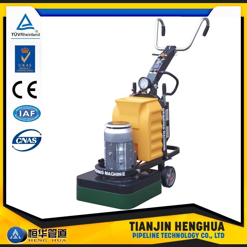 220V Single Phase Concrete Stone Floor Grinding Machine