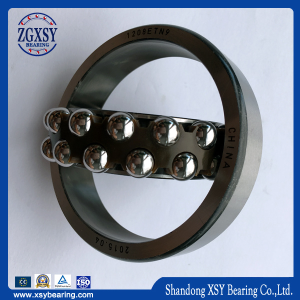 Textile Mining Heavy Power Machinery Agricultural Self Aligning Ball Bearing