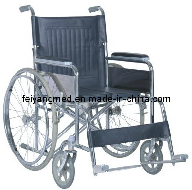 Steel / Aluminum Wheelchair / Commode Chair