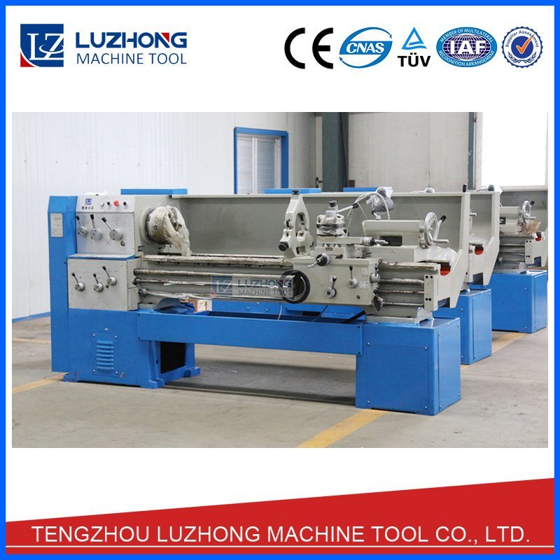 Universal Metal Lathe C6236/6240/6250/6260/6270 Manual Gap Bed Lathe Machine