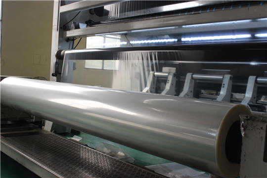 Anti-Static CPP Film for Laminating with Pet Film Elextronic Production Packaging