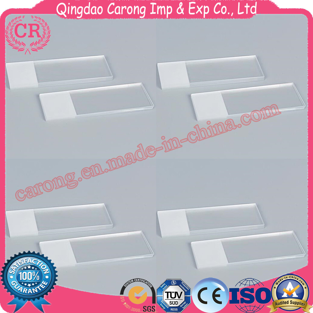 Disposable High Grade Microscope Glass Slides for Laboratory Use