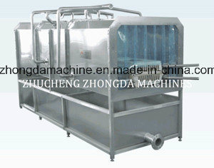 Width Adjustable Poultry Cage Washer of Slaughter Line