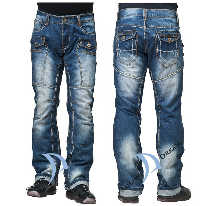 Casual Jeans Outfits Men Men's Fashion Jeans Casual