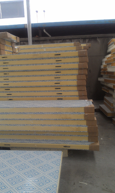 Good Quality PU Sandwich Panel with CE