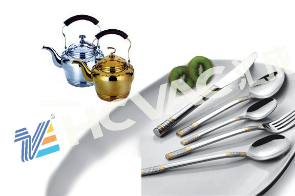 Chrome Vacuum Coating Machine, Chrome PVD Plating Machine