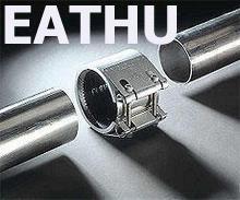 """Stainless Steel Pipe Repair Clamp (1""""-20"""")"""