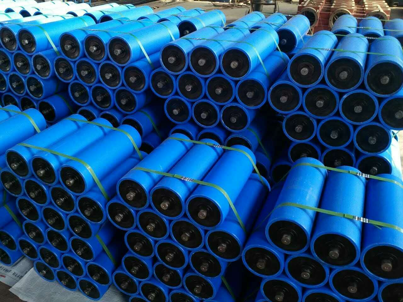 Heavy Loading and Heat Resistant Conveyor Roller for Mining