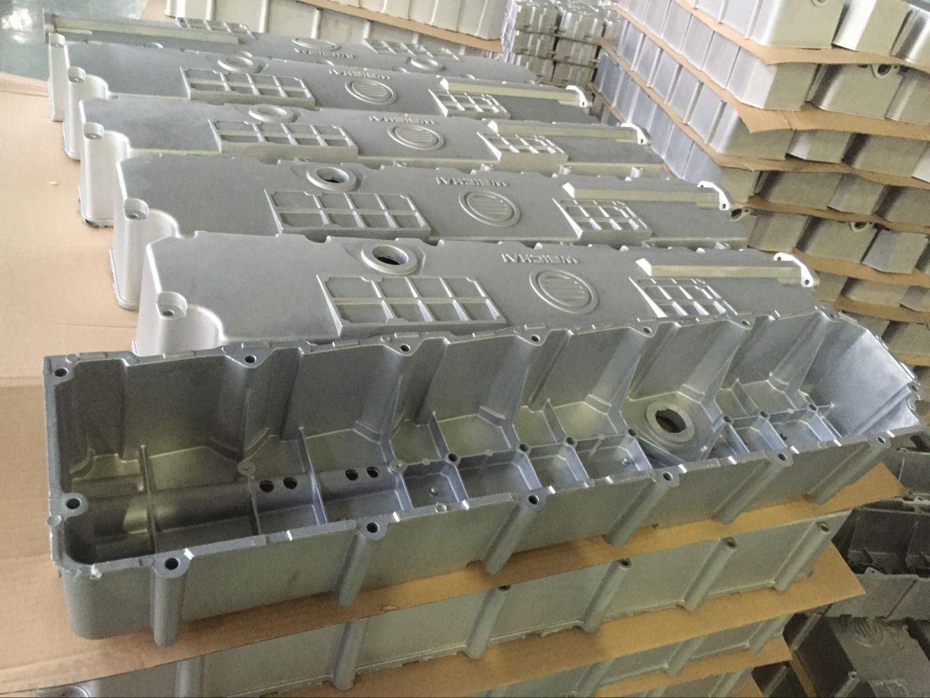 Auto Parts Aluminum Die Casting Spare Parts Mould
