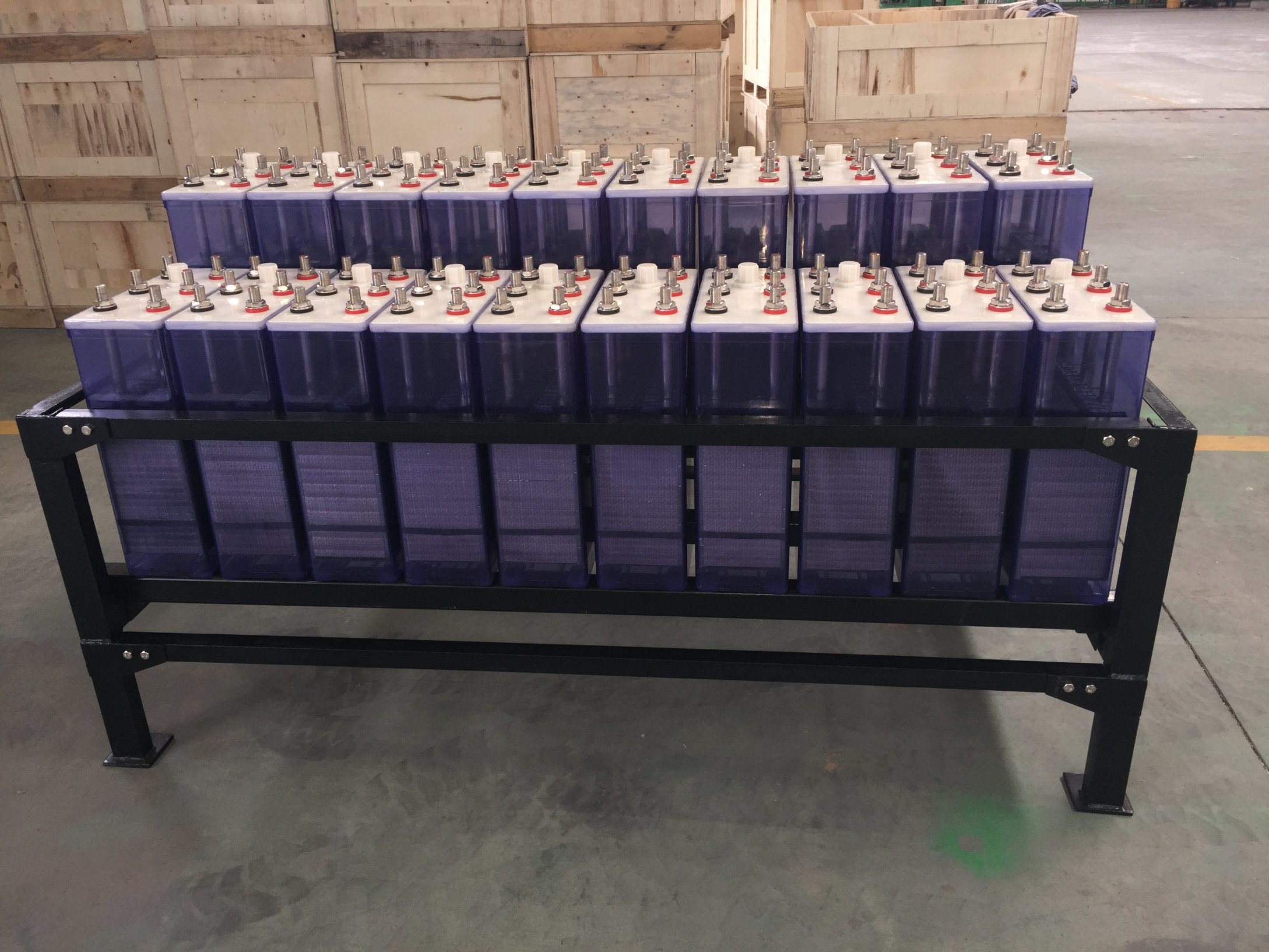 24V800ah (1.2V800AH) Max Life Batteries Ni-Fe Battery/Long Life Battery/Solar Nickel Iron Battery/Iron-Nickel Battery 12V 24V 48V 110V 125V 220V 380V Battery