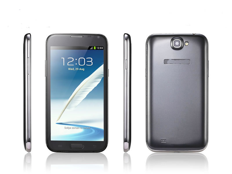 5.5inch Android 3G Smartphone with 8.0 MP Camera Quad Core (WBT7100)