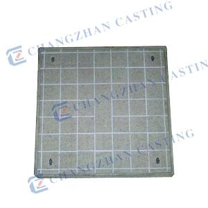 Composite Manhole Covers Non-Slip Anti-Theft En124 D600