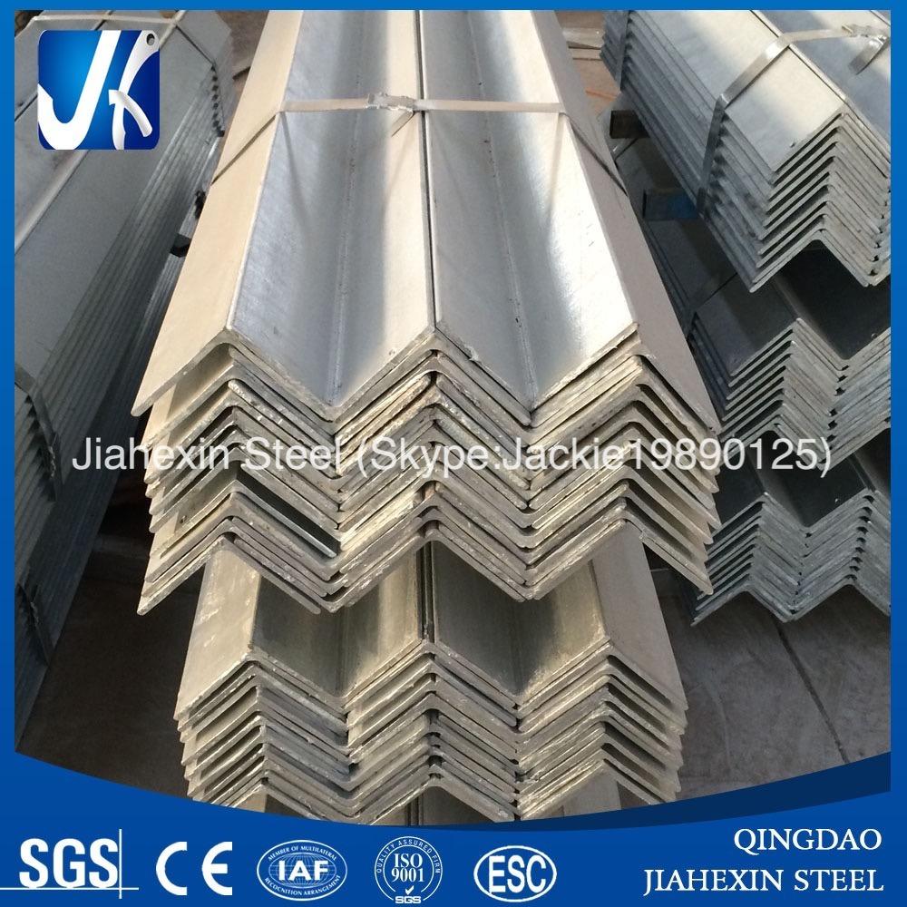 Prime Galvanized Steel Angle Steel S355jr
