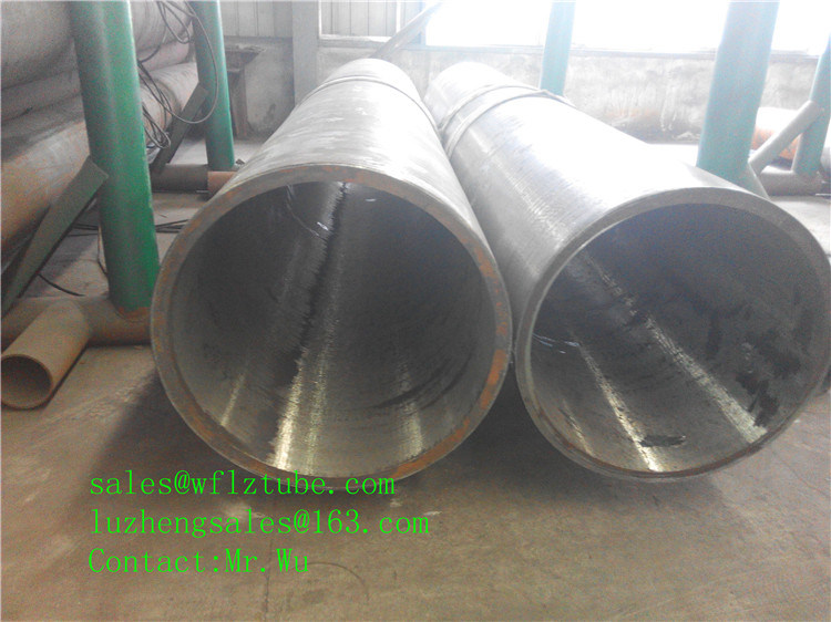 Steel Tube ASTM A333 5.8m, Seamless Steel Pipe ASTM A333 Gr. 3