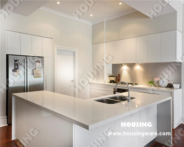 China High Gloss Uv Lacquer Kitchen Cabinets China Wood Kitchen – White High Gloss Kitchen Cabinets