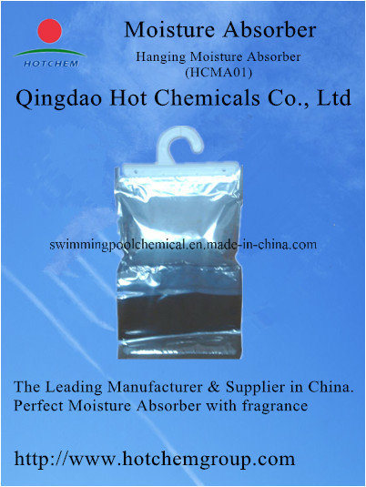 Hanging Moisture Absorber Calcium Chloride (HCMA01)