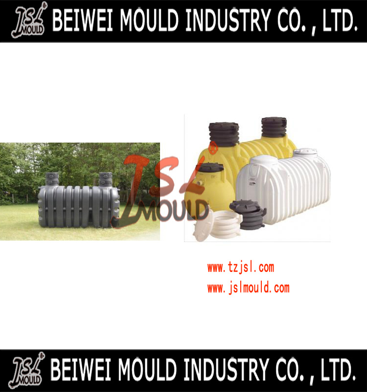 High Quality FRP Septic Tanks Mould