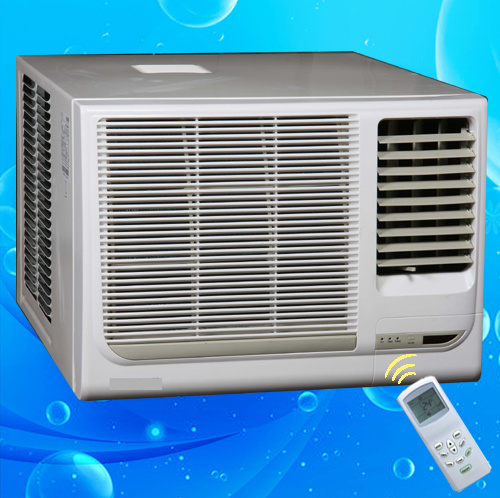 China 12000btu 1 ton window air conditioner with remote for 1 ton window air conditioner