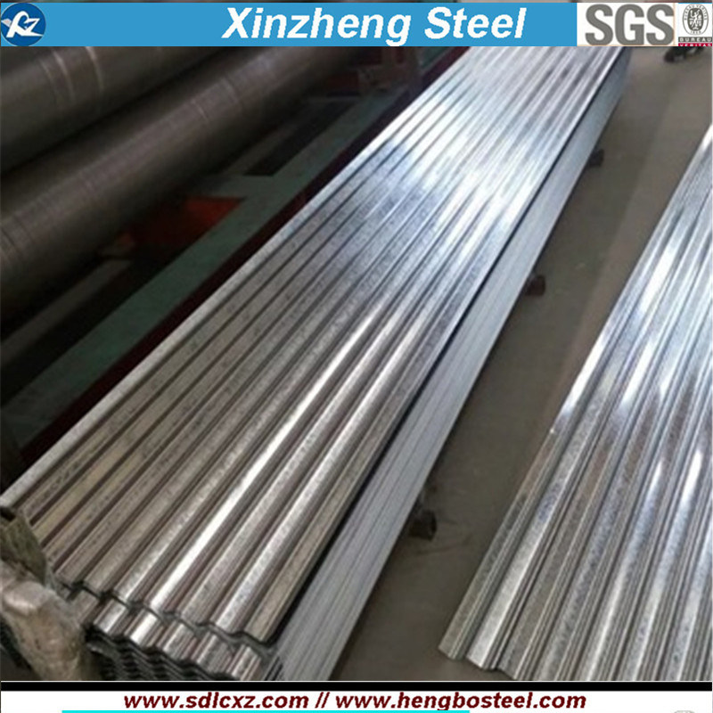 SGCC Hot Dipped Galvanized Steel Sheet for Roof Tile