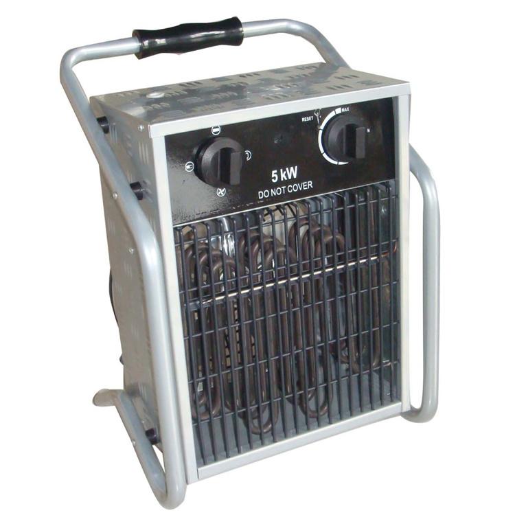 Industrial Fan Heater with Embossing (WIFD-20) Industrial Heater