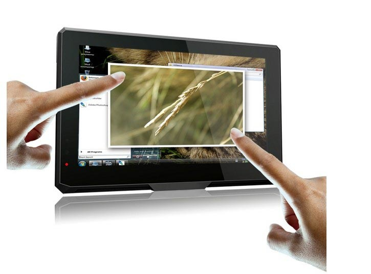 "7"" HDMI LCD Monitor with Multi-Touch Capacitive Screen"