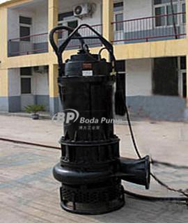Qzj Submersible Slurry Pump