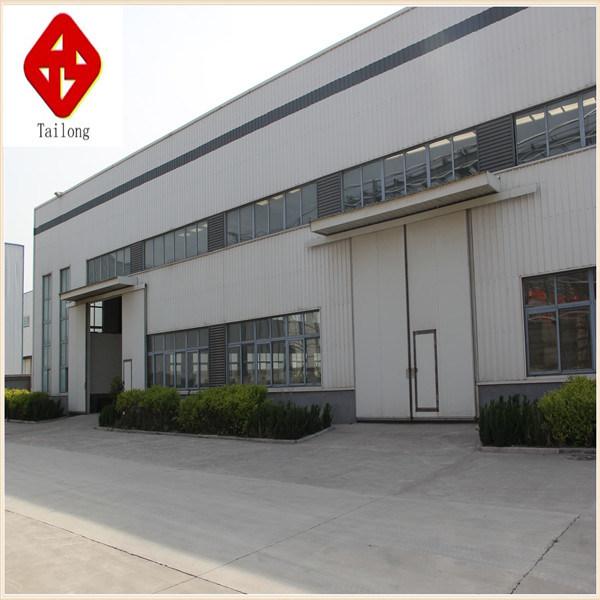 Prefab Building Large Span Light Steel Structure Workshop