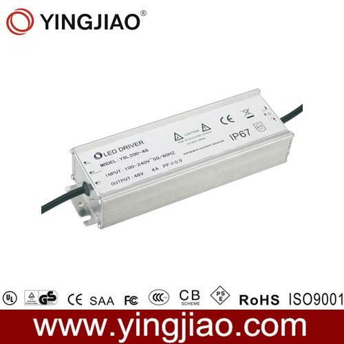 200W 10A LED Power Supply with CE
