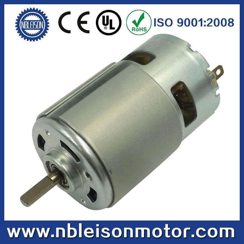 12V 24V High Torque High Speed DC Motor for Power Tools