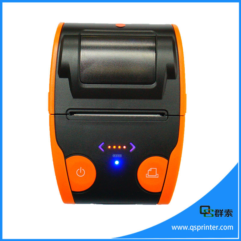 Portable Android Mini Bluetooth Receipt Printer Rugged for Logistics