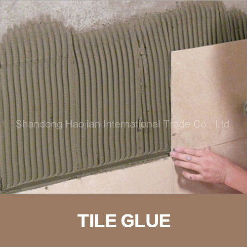 HPMC Hydroxypropyl Methyl Cellulose Tile Glue Admixture Mhpc