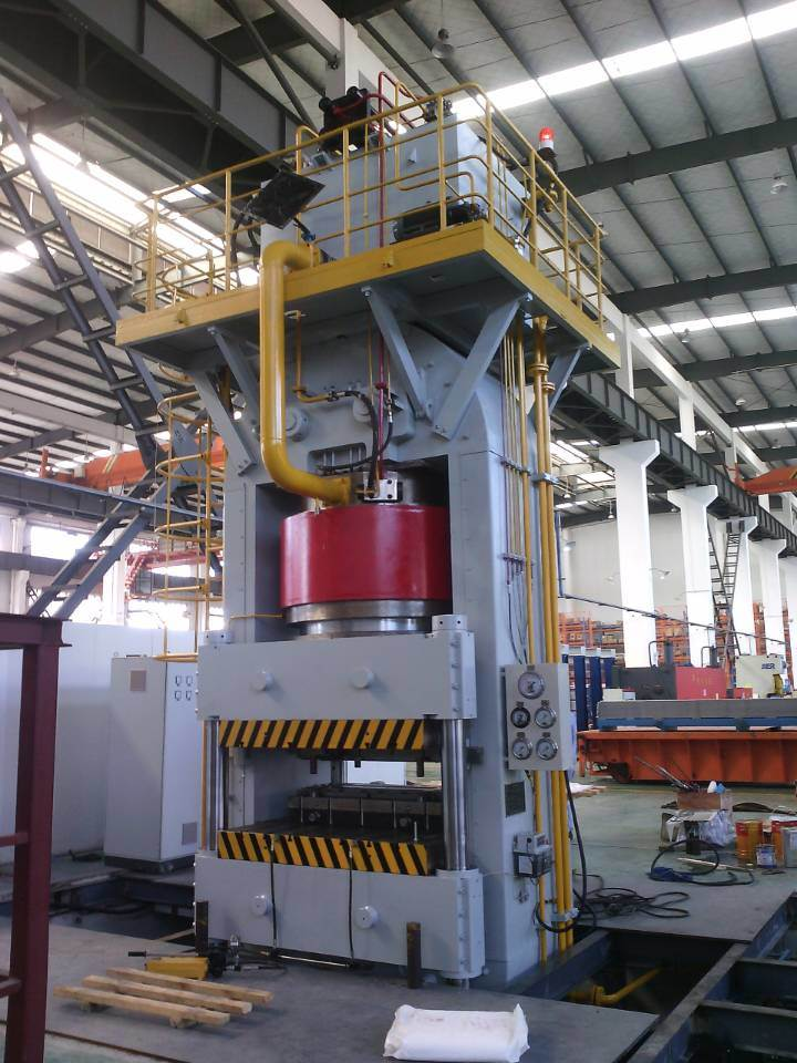 6000t Hydraulic Press for Metal Plates Stamping/Forming
