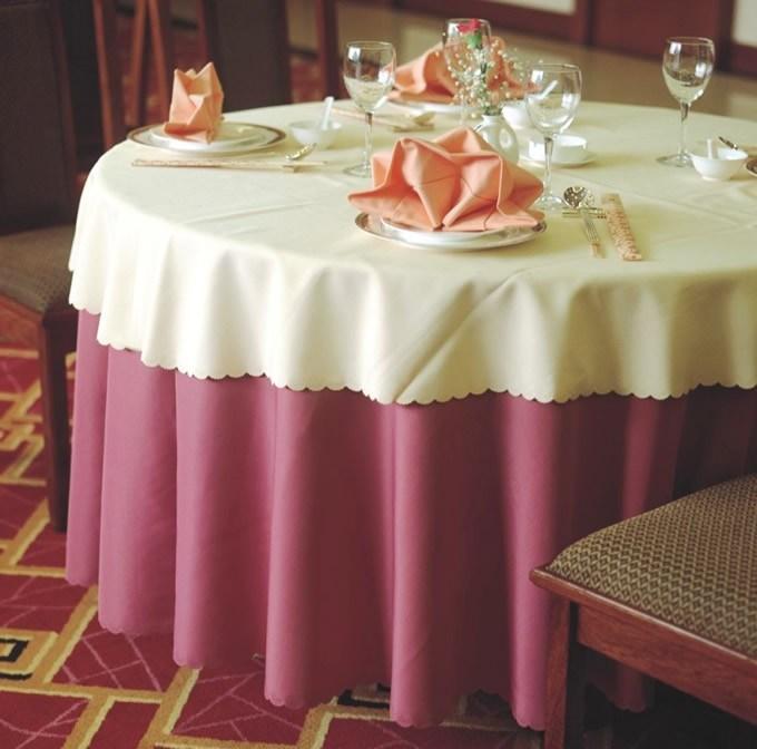 Table Cover&Napkin / Table Cloth / Restaurant Textile (DPR2006)