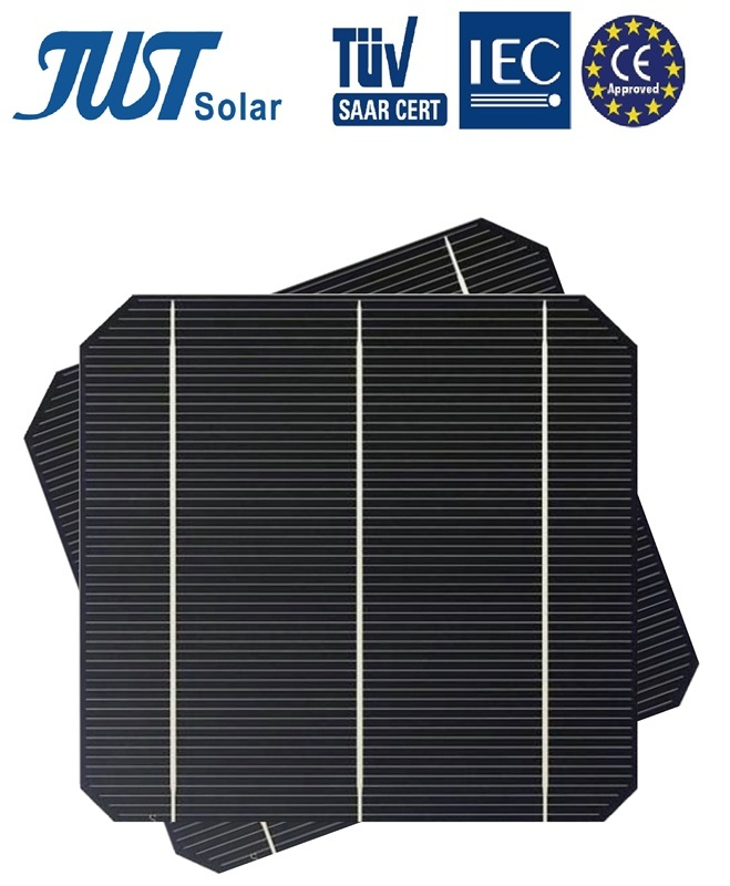 156*156 Poly Solar Cells with CE, TUV Certificates