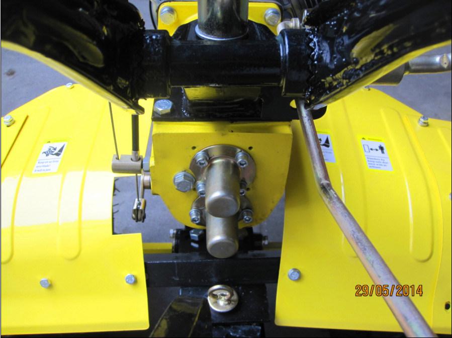 Mini Gasoline Rotary Cultivator 1wg4.2q-2