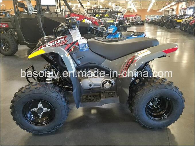 2017 Phoenix 200 Avalanche Gray ATV
